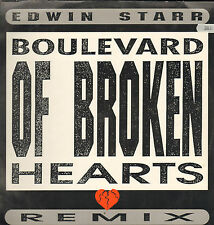EDWIN STARR - Boulevard Of cassé Hearts (Remix) - EastWest