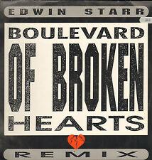 EDWIN STARR - Boulevard Of cassé Hearts (Remix) - EastWest