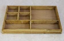 Boîte à Casiers Boite de semences 12292 en bois 32 cm vitrine collectionneur