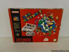 Super Nintendo Super Mario World