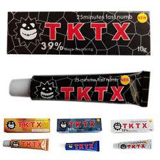 TKTX Tattoo Tatouage Corps Anesthésique Peau Rapide Numb Crème Semi Permanent