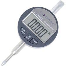 Clockwise Tools Digr 0055 Electronic Digital Dial Indicator Gage Gauge 0 05 Mm