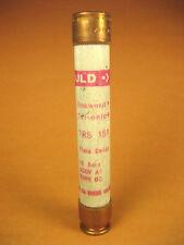 Gould Shawmut Tri-Onic -  TRS15R -  Dual Element Time Delay Fuse