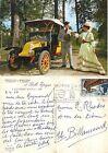 Carte Postale de 1967 - Teuf-Teuf et Belle Epoque - 2 Cylindres Renault 1908