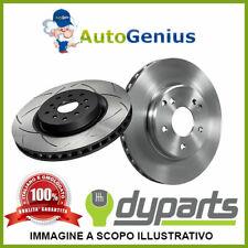 COPPIA DISCHI FRENO ANTERIORI FIAT PANDA Van 1.4 Natural Power 09> DYPARTS 2021
