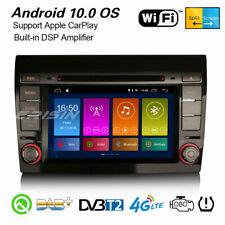 Android 10.0 GPS Autoradio Navi DAB+4G Bluetooth DVR DVD DSP RDS WiFi FIAT BRAVO