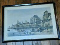 Koln am Rhein M.J. Starling & W.L. Leitch The City of Cologne on the Rhine Print