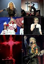 Madonna Mdna 2012 Tour Live Concert Pictures Photos & Clips-Front Row St Paul,Mn