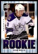 2008-09 Upper Deck MVP Rookie Oscar Moller Rookie #369