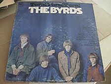 THE BYRDS  RARE White Label PROMO LP   Turn Turn Turn ORIGINAL MONO