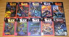 Batman: Shadow of the Bat #0 & 1-94 VF/NM complete series + (5) annuals +million