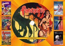 Fantastic Pulp On PC DVD Rom (CBR FORMAT)