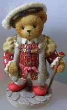 "CHERISHED TEDDIES ""KING HENRY  SPECIAL EDITION!"" 847860 NEW MINT IN BOX"