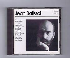 CD JEAN BALISSAT SEPT VARIATIONS POUR OCTUOR RUCKBLICK (GRAMMONT)