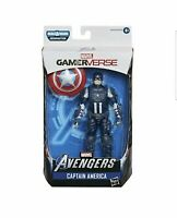 Marvel Legends Avengers Captain America Gamerverse Action Figure Abomination BAF