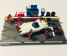 🏁 HOT WHEELS 1976 Second Wind CUSTOM Speed Racer DIORAMA 🏁