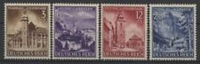 Deutsches Reich MiNr. 806-809 (Eingliederung) kpl. postfrisch