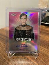 New Listing#/10 Millie Bobby Brown Auto Stranger Things 11 Pop Century Autograph Godzilla