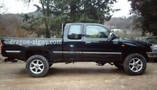 toyota Hi-Lux / Hilux decals / stripes. Extra (King) CAB  2.4 / 3.0 D etc