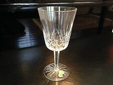 Waterford Crystal Lismore Goblets
