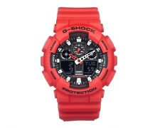 CASIO G-SHOCK GA-100B-4AER XXL 200m Resin Tactical Military Stopwatch RRP £110