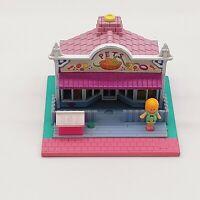 Polly Pocket Mini  Kleiner Tier Laden Pets Shop  1 Figuren 1993