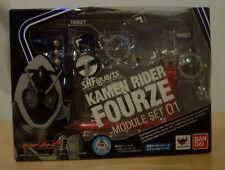 Bandai SH Figuarts Kamen Masked Rider Fourze Figure Module Set 01 Den-O Ryuki