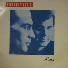 "Eight Point Five(7"" Vinyl)Mary-Epic-650356-7-UK-1986-Ex/Ex"