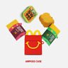 MCDONALD's  3D Silicone Case Cover For Apple Airpods (1st & 2nd Generation)