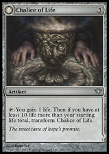 Magic the Gathering MTG 4x Chalice of Life Death x4 LP/LP+ x 4 Dark Ascension