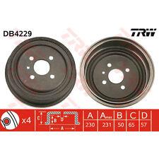 Bremstrommel, 1 Stück TRW DB4229