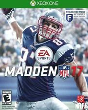 Madden NFL 17 (Microsoft Xbox One, 2016) - COMPLETE