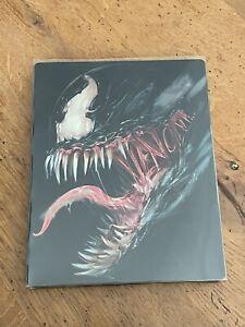 Steelbook Blu-ray Venom Fnac VF