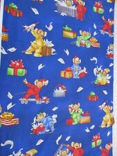 """""""Christmas Joys and Toys"""" by Perry Wahe & Maywood Studios Cotton Fabric BTY"""
