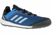 adidas Performance Terrex Swift Solo Sizes 11.5, 14.5 Blue RRP £85 BNIB AC7886