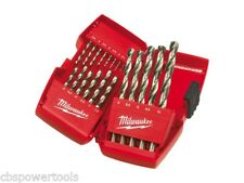 Milwaukee 4932352374 THUNDERWEB HSS-G Drill Bit Set (19 piece)
