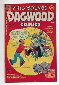 Dagwood Comics #10 1951 9.0 VF/NM