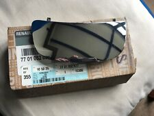 Renault Trafic Mirror Glass Wide Angle  RH 7701052627