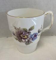 ROYAL SUTHERLAND FINE BONE CHINA STAFFORDSHIRE ENGLAND tiered tea cup w/gold