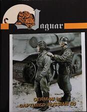 Jaguar Models - 1/35 German w/ Captured Russian (2 Resin Figures) - JAG-63015