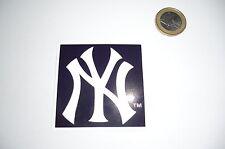New York Yankees USA Baseball MLB NY Logo Tatouage Tuning Décalque Sticker Autocollant