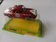 Mebetoys Lancia Fulvia coupè HF marlboro with original box no dinky/corgi 1/43