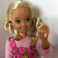 Barbie Stacie Little Sister Of Barbie w/Outfit (1991 Head/ 1995 Body-Mattel)