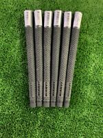 Lamkin UTx Golf Grip Grey Standard Grip 6 Pcs **Newly Released**