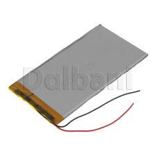 New 3.7V 3900mAh Internal Li-ion Polymer Built-in Battery 111x58x3mm 29-16-0916