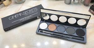 Cinema Secrets ~ Ultimate Eye Shadow 5-in-1 Pro Palette in Smokey ~ BNIB