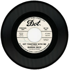 """MARSHA MAYE  """"GET TOGETHER WITH ME c/w I'M NOT TOO YOUNG""""  DEMO  NORTHERN SOUL"""