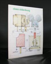 Stedelijk Museum / Amsterdam#Claes Oldenburg# 1977,Mint