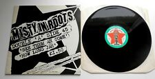 """Misty In Roots - See Them Ah Come / How Long Jah UK 1979 People Unite 12"""" Single"""