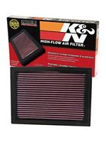 K/&N Filters Fits 91-18 Ford Jeep Nissan Hyundai Universal Air Cleaner Assembly